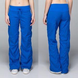Lululemon Blue Dance Studio Pants